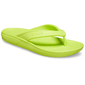 Crocs Classic II Infradito, lime punch